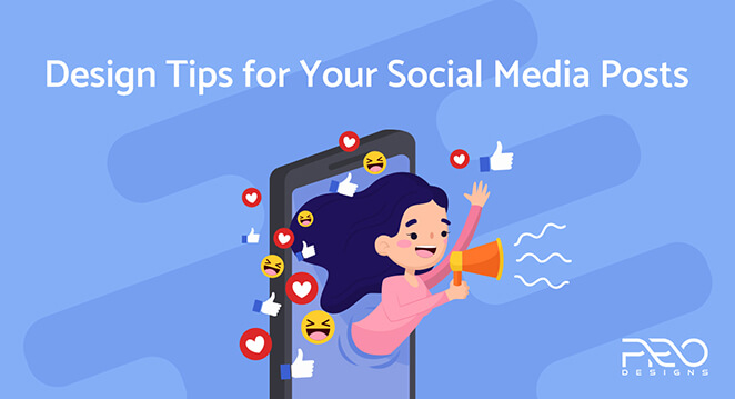 5 Killer Design Tips for Your Social Media Posts