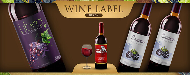 5 Tips for Creating Ambrosial Wine Label Design