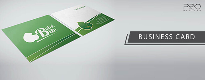 Give an Edge to Your Business Persona with Square Business Card