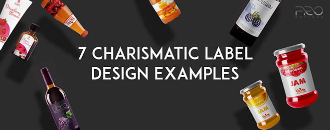 7 Charismatic Label Design Examples For Your Next Food Startup