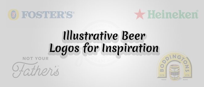 25 Illustrative Beer Logos for Inspiration