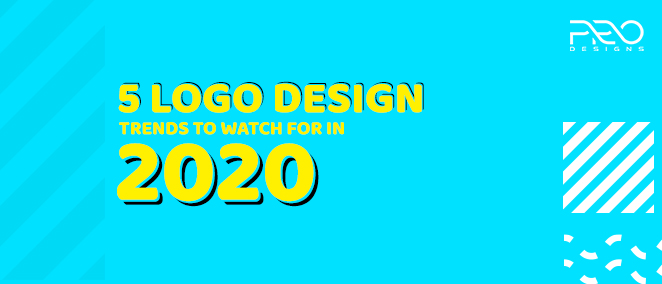 5 Logo Design Trends to Watch for in 2020