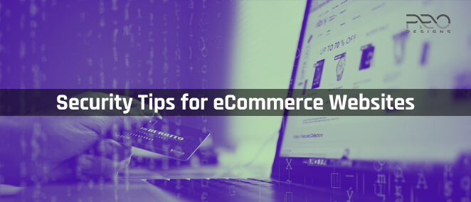 Security Tips for eCommerce Websites
