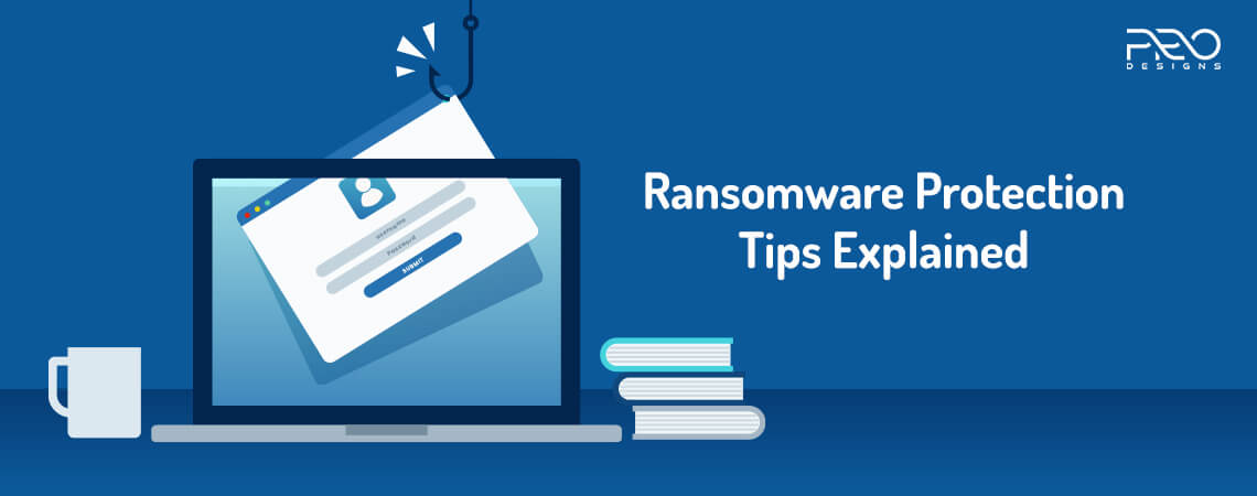 Ransomware Protection Tips Explained