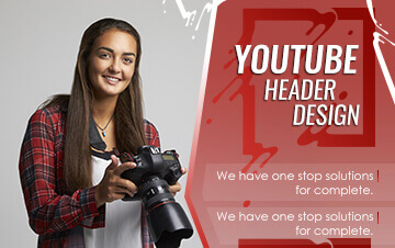 YouTube Channel Art Design