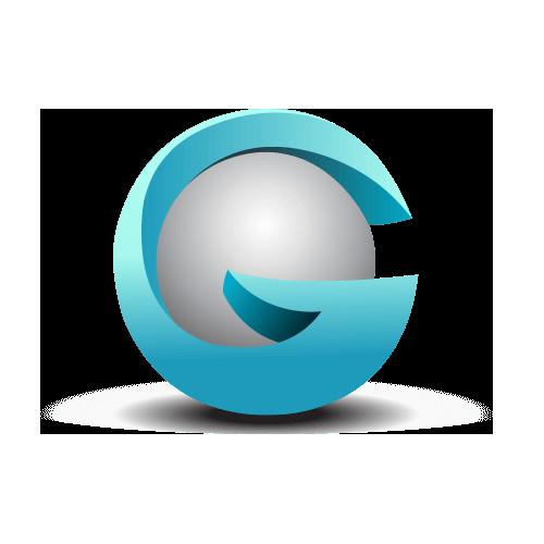 3d logo design 3d text logo design company prodesigns for Logo 3d online
