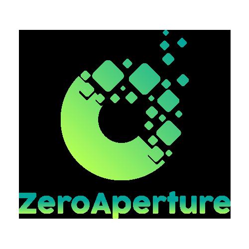 Zero aperature