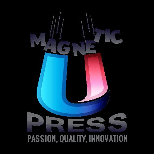 Magnetic press
